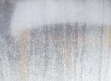 窓ガラスの水アカ汚れ