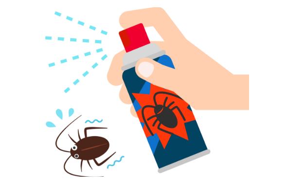 ゴキブリの駆除・対策の基本