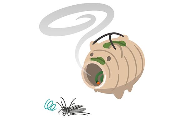 屋外でできる蚊の対策方法